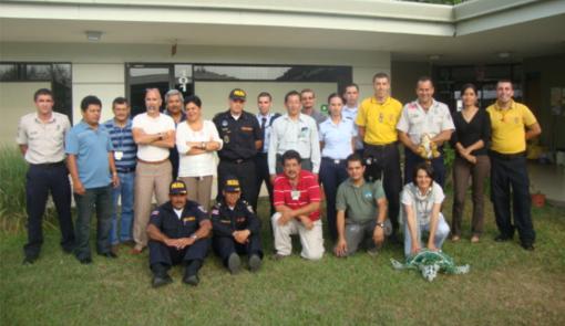 Grupo de Atención Primaria Cuerpos de tarea de Atención Primaria, Alajuela, 29 de marzo, 2012.