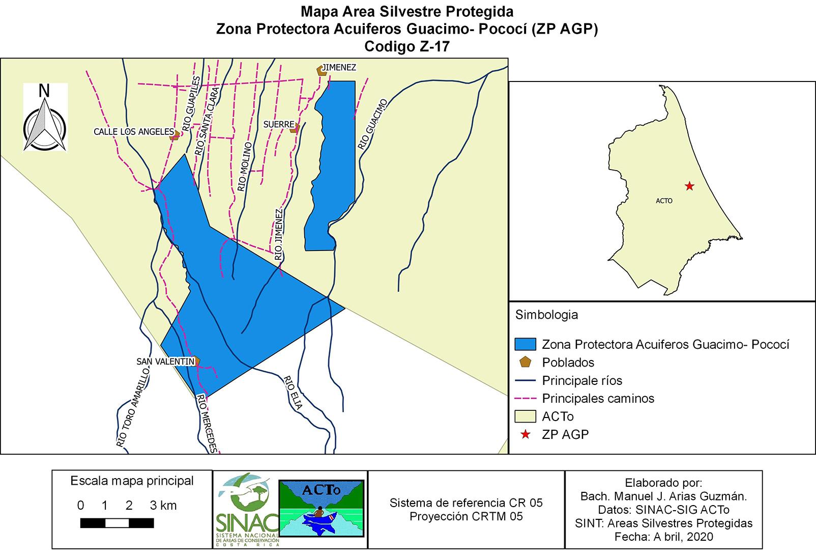 mapa acuíferos